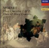 MOZART - Malcolm - Concerto pour flûte et orchestre n°1 en sol majeur K
