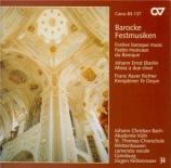 Baroque Festmusiken