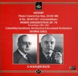 MOZART - Casadesus - Concerto pour piano et orchestre n°24 en do mineur