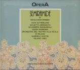 ROSSINI - Santini - Semiramide (Live, Scala di Milano, 1962) Live, Scala di Milano, 1962