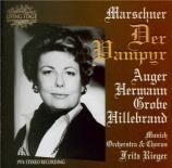 MARSCHNER - Rieger - Der Vampyr (Munich 1974) Munich 1974