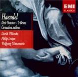HAENDEL - Gönnenwein - Dixit Dominus (Psaume 110), psalm setting pour so