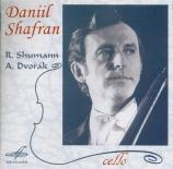 SCHUMANN - Shafran - Concerto pour violoncelle et orchestre en la mineur