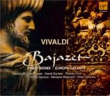 VIVALDI - Biondi - Bajazet (Tamerlano), opéra pastiche en 3 actes RV.703 + DVD