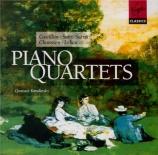 CASTILLON - Quatuor Kandins - Quatuor avec piano op.7