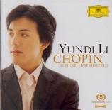 CHOPIN - Yundi - Scherzo pour piano n°1 en si mineur op.20
