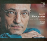 MOZART - Staier - Sonate pour piano n°12 en fa majeur K.332 (K6.300k)