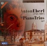 EBERL - Pleyel Trio St - Trois trios op.8