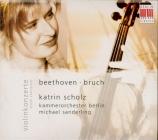 BEETHOVEN - Scholz - Concerto pour violon en ré majeur op.61