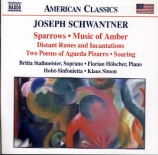 SCHWANTNER - Stallmeister - Sparrows