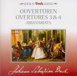 BACH - Pommer - Suite pour orchestre n°3 en ré majeur BWV.1068