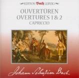 BACH - Pommer - Suite pour orchestre n°1 en do majeur BWV.1066
