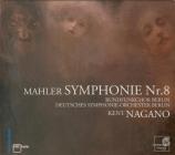MAHLER - Nagano - Symphonie n°8 'Symphonie des Mille'