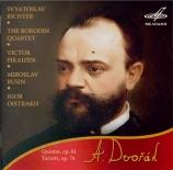 DVORAK - Borodin Quartet - Quintette avec piano en la majeur op.81 B.155