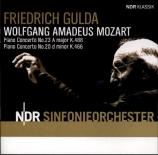 MOZART - Gulda - Concerto pour piano et orchestre n°23 en la majeur K.48