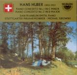 HUBER - Jurowski - Concerto pour piano n°1 op.36