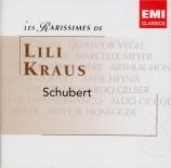 SCHUBERT - Kraus - Divertissement à la hongroise, pour piano (quatre mai