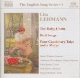LEHMANN - Watson - Mélodies