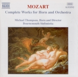Complete Works for Horn and Orchestra