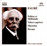 FAURE - Volondat - Mazurka pour piano en si bémol op.32