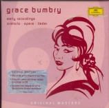 Grace Bumbry : Early recordings
