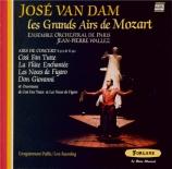 Les Grands Airs de Mozart