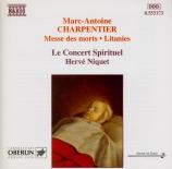 CHARPENTIER - Niquet - Messe des morts H.7