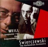 WEILL - Swierczewski - Symphonies (2)
