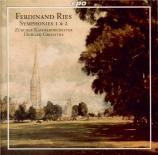 RIES - Griffiths - Symphonie n°1 op.23
