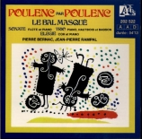 POULENC - Frémaux - Le bal masqué, cantate profane pour voix et orchestr