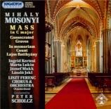 MOSONYI - Scholcz - Messe n°1