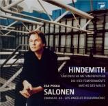 HINDEMITH - Salonen - Métamorphoses symphoniques sur des thèmes de Weber