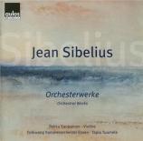 SIBELIUS - Tuomela - Suite caractéristique pour harpe et cordes op.100