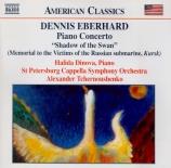 EBERHARD - Tchernushenko - Concerto pour piano 'Shadow of the Swan'