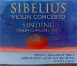 SIBELIUS - Engeset - Concerto pour violon et orchestre op.47