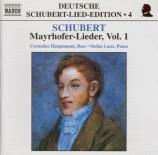 Mayrhofer-Lieder Vol.1