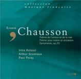 CHAUSSON - Rosenthal - Symphonie op.20