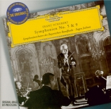 SCHUBERT - Jochum - Symphonie n°5 en si bémol majeur D.485