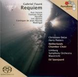 FAURE - Spanjaard - Requiem pour voix, orgue et orchestre en ré mineur o