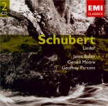 SCHUBERT - Baker - Gretchen am Spinnrade (Goethe), lied pour voix et pia