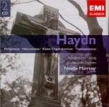 HAYDN - Marriner - Missa brevis Sti Joannis de Deo, pour soprano, choeur