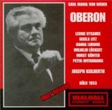 WEBER - Keilberth - Oberon (Köln, 9 - 1953) Köln, 9 - 1953