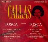 PUCCINI - Mugnai - Tosca live Mexico, 08.06.1950 + extraits Rio de Janeiro, 1951