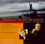 BEETHOVEN - Bronfman - Concerto pour piano n°3 en ut mineur op.37