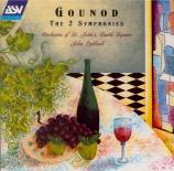 GOUNOD - Lubbock - Symphonie n°1