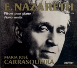 NAZARETH - Carrasqueira - Pièces pour piano