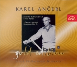 BURGHAUSER - Ancerl - Sept reliefs, for large orchestra