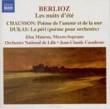 BERLIOZ - Maurus - Les nuits d'été op.7