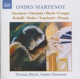 Oeuvres pour ondes Martenot