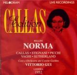 BELLINI - Gui - Norma (live London, 8 - 11 - 1952) live London, 8 - 11 - 1952